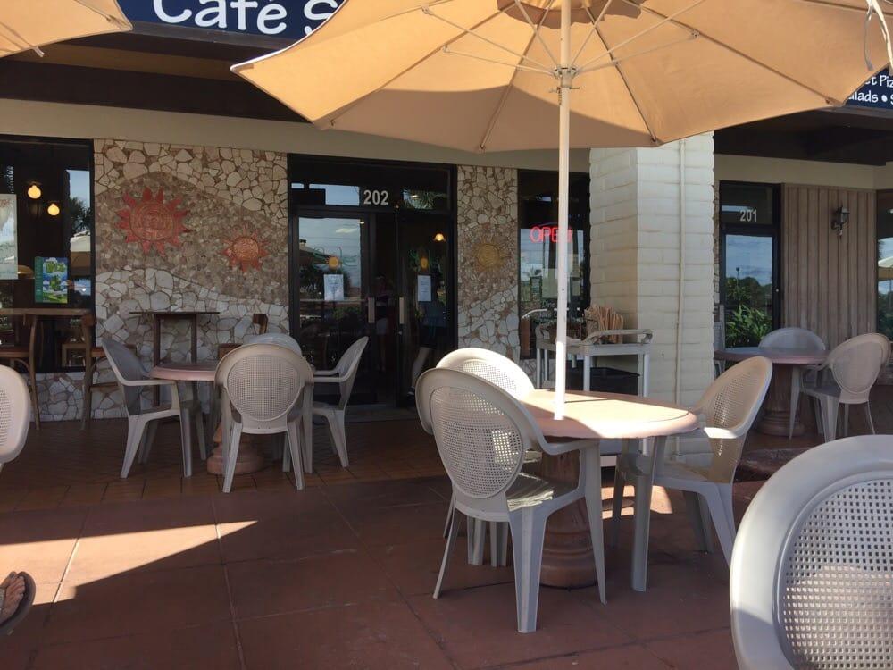Cafe Sole - Jupiter Veggie-white