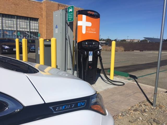 ChargePoint Network Charging Station Chargepoint
