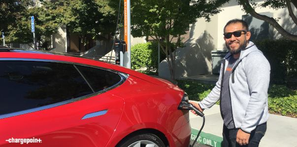 ChargePoint Network Charging Station Cleanliness