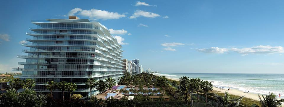 Chateau Beach Residences Information