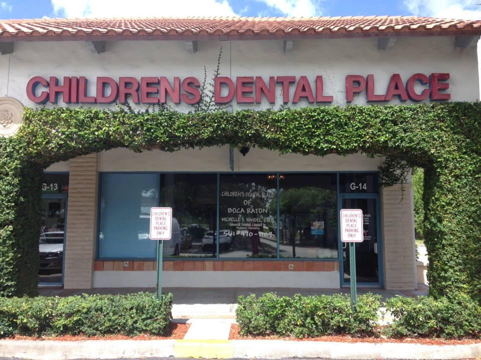 Children's Dental Place - Wellington Certification