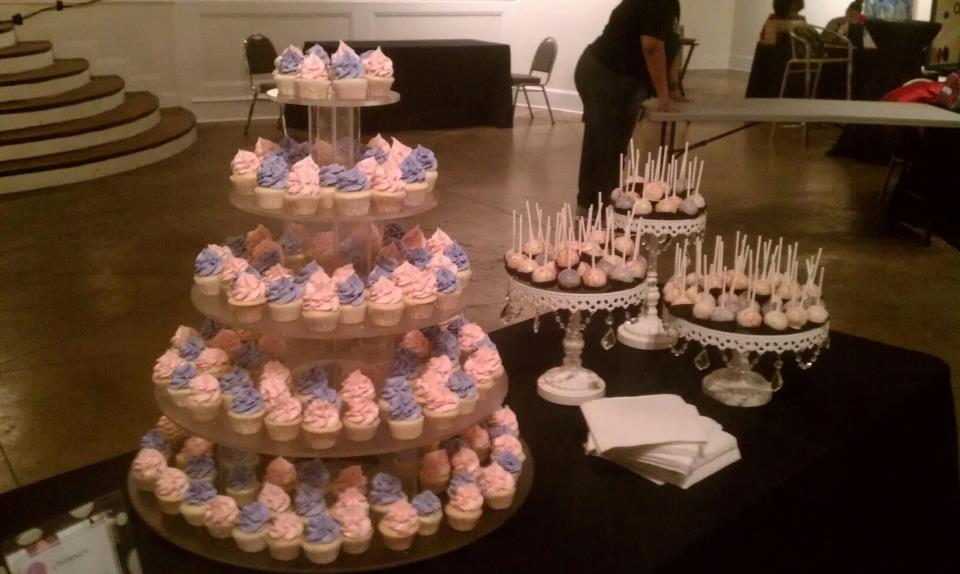 Cocktail Cupcake - Wellington Webpagedepot