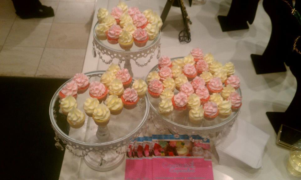 Cocktail Cupcake - Wellington Combination