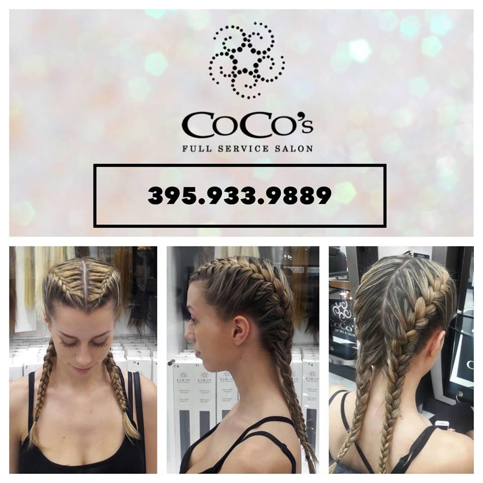 Coco's Day Spa & Salon - Aventura Information