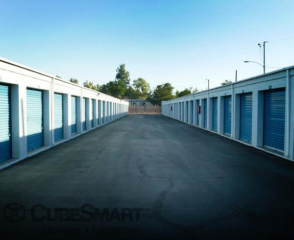 CubeSmart Self Storage Information