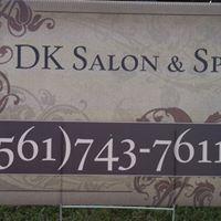 DK Salon & Spa - Oklahoma City Webpagedepot
