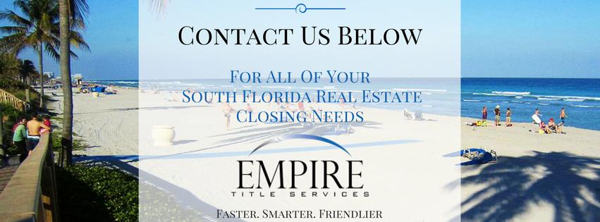 Empire Title Services - Aventura Establishment