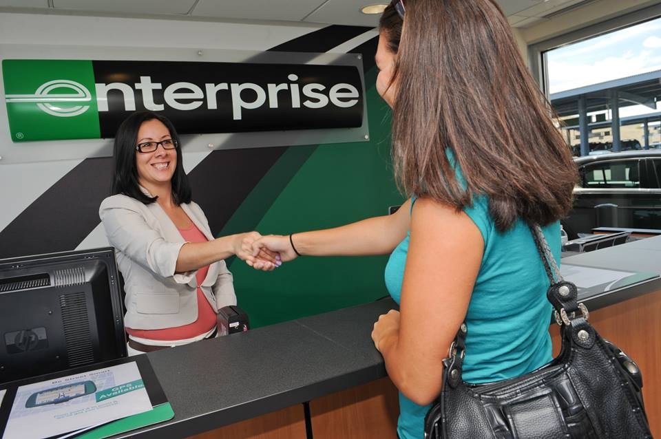 Enterprise Rent-A-Car - Sunny Isles Beach Cleanliness