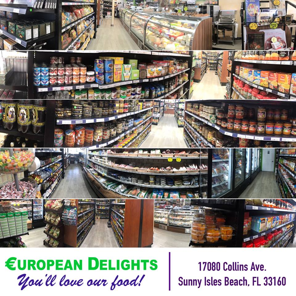 European Delights - Sunny Isles Beach Webpagedepot