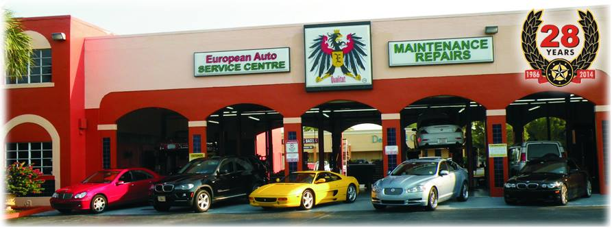 European Foreign Domestic Auto - Aventura Establishment