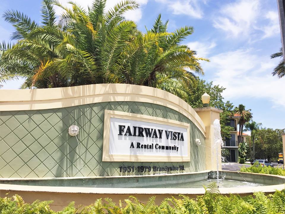Fairway Vista Apartments Regulations