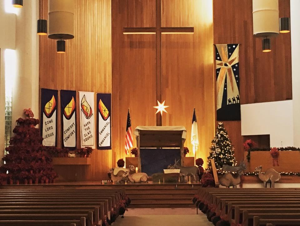 First United Methodist Church - Jupiter Comfortable