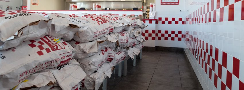Five Guys - Wellington Webpagedepot