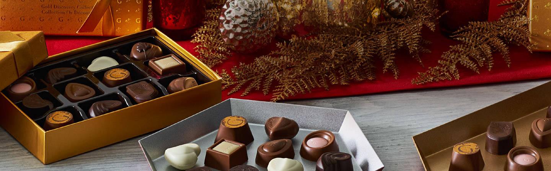 Godiva Chocolatier - Wellington Webpagedepot