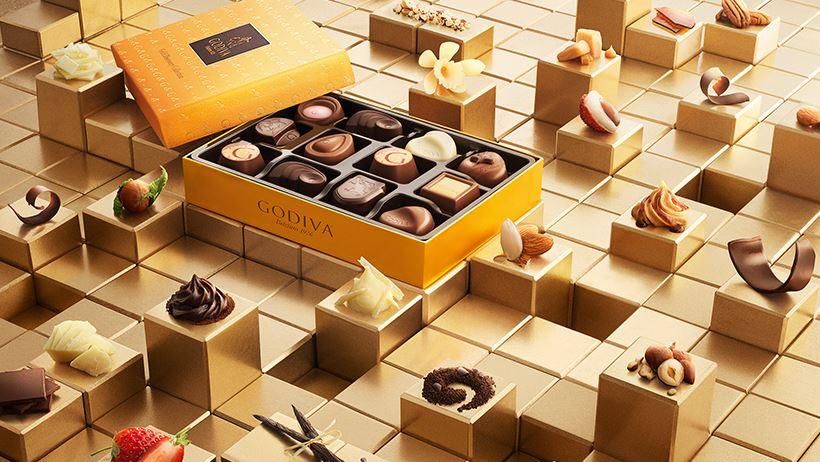 Godiva Chocolatier - Wellington Establishment