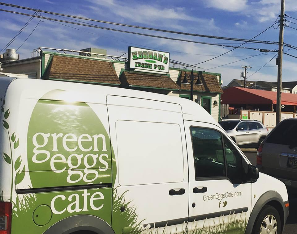 Green Eggs Café Organization