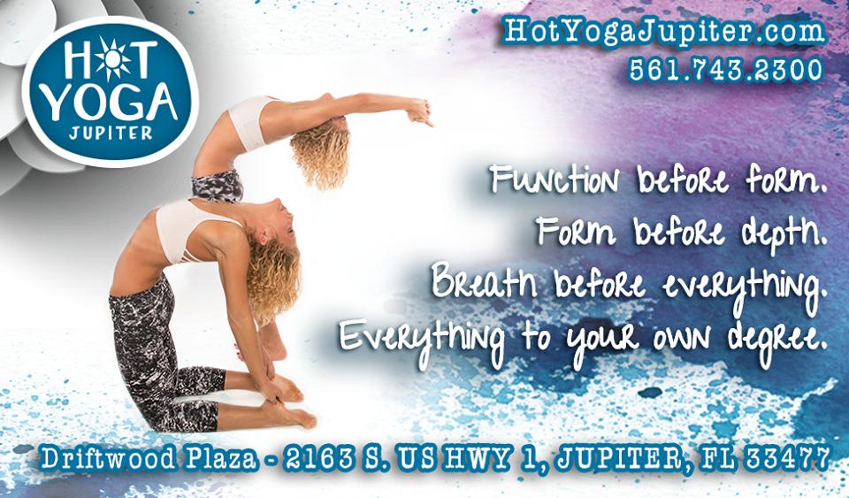 Hot Yoga - Jupiter Accommodate