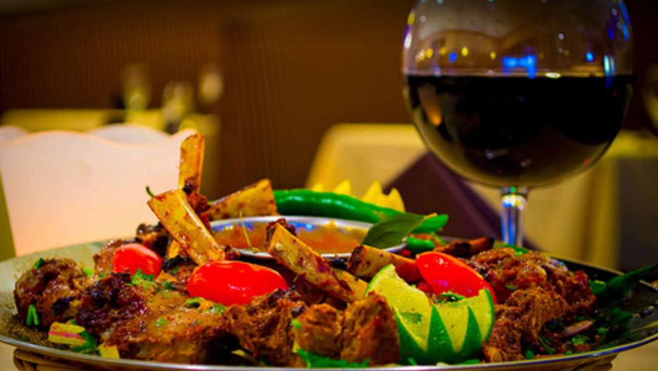 Indus Indian and Herbal Cuisine tandoori