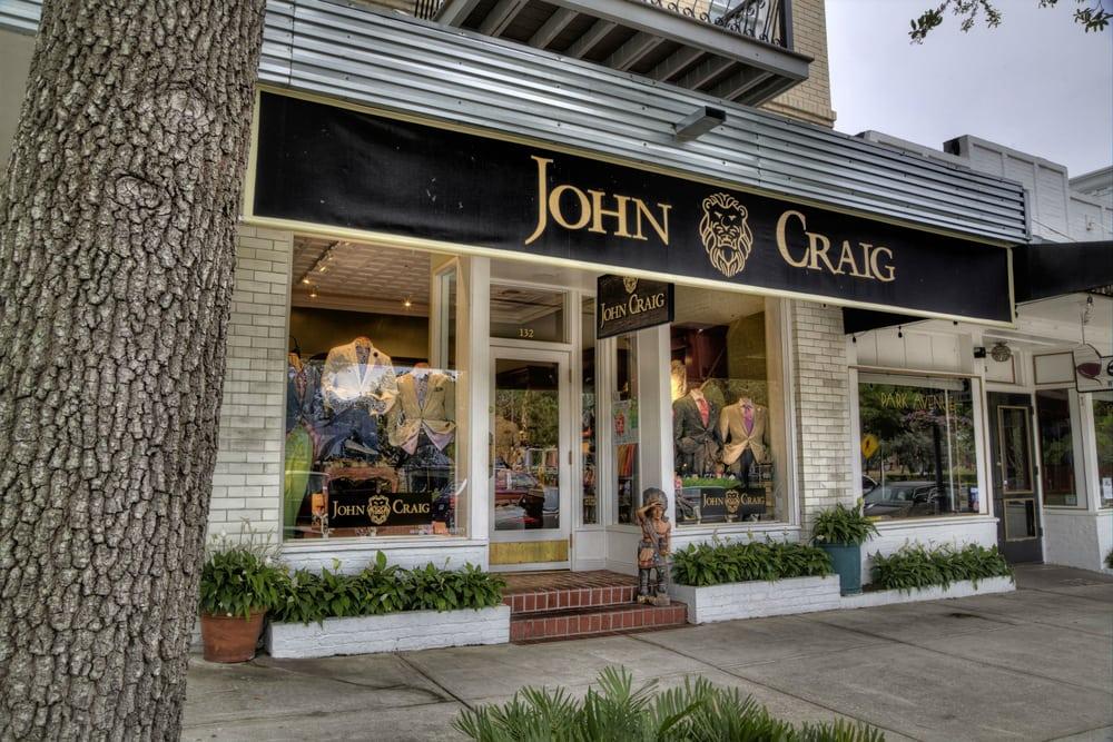John Craig Clothier - Jupiter Webpagedepot