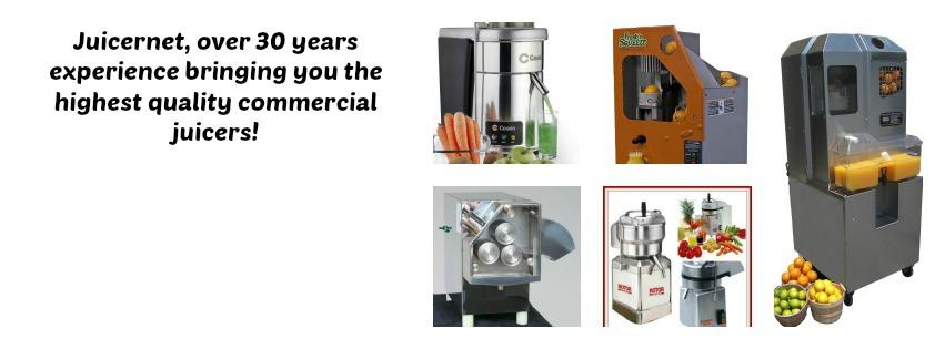 Juicernet by Mulligan Associates - Jupiter Manufacture