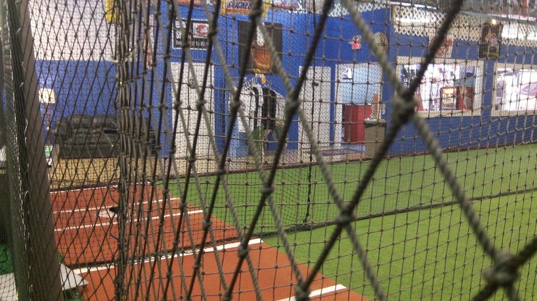 Line Drive Indoor Baseball - Jupiter Regulations