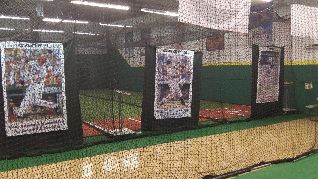 Line Drive Indoor Baseball - Jupiter Instructors