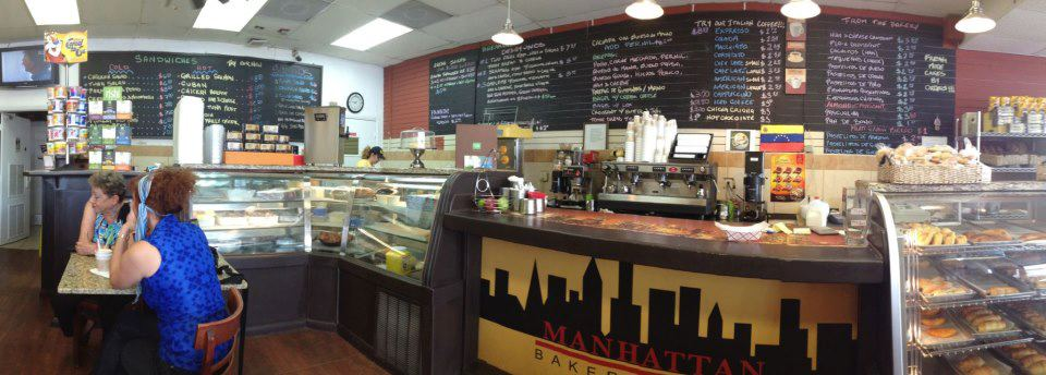Manhattan Bakery - Sunny Isles Beach Information
