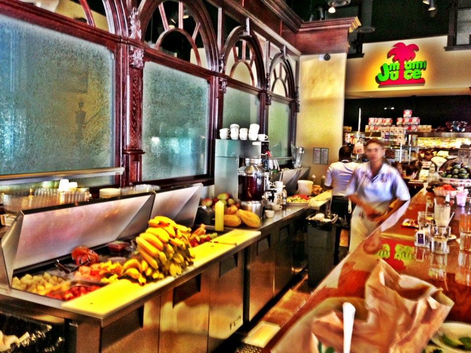 Miami Juice Reservations