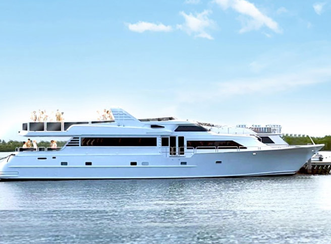 Miami Luxury Yacht Rental - Sunny Isles Beach Webpagedepot