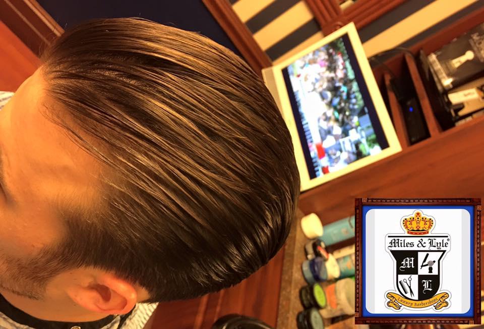 Miles & Lyle Luxury Barbershop - Independence Unfortunately