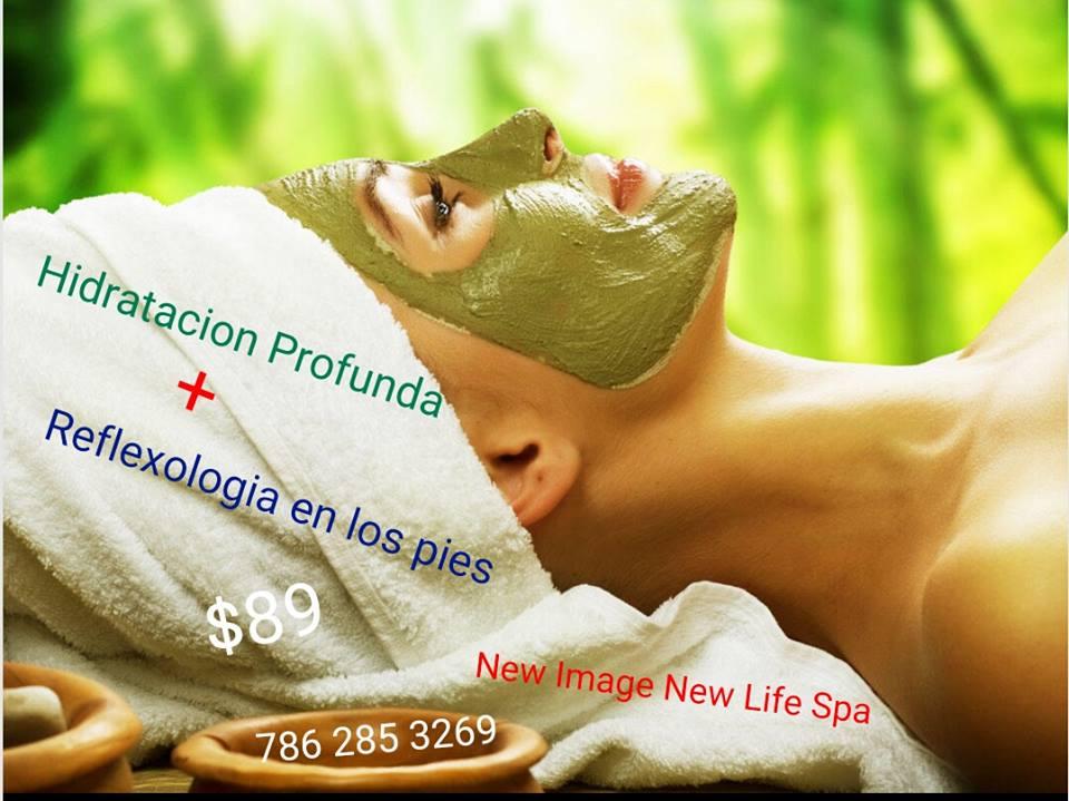 New Image New Life Spa - Aventura Webpagedepot