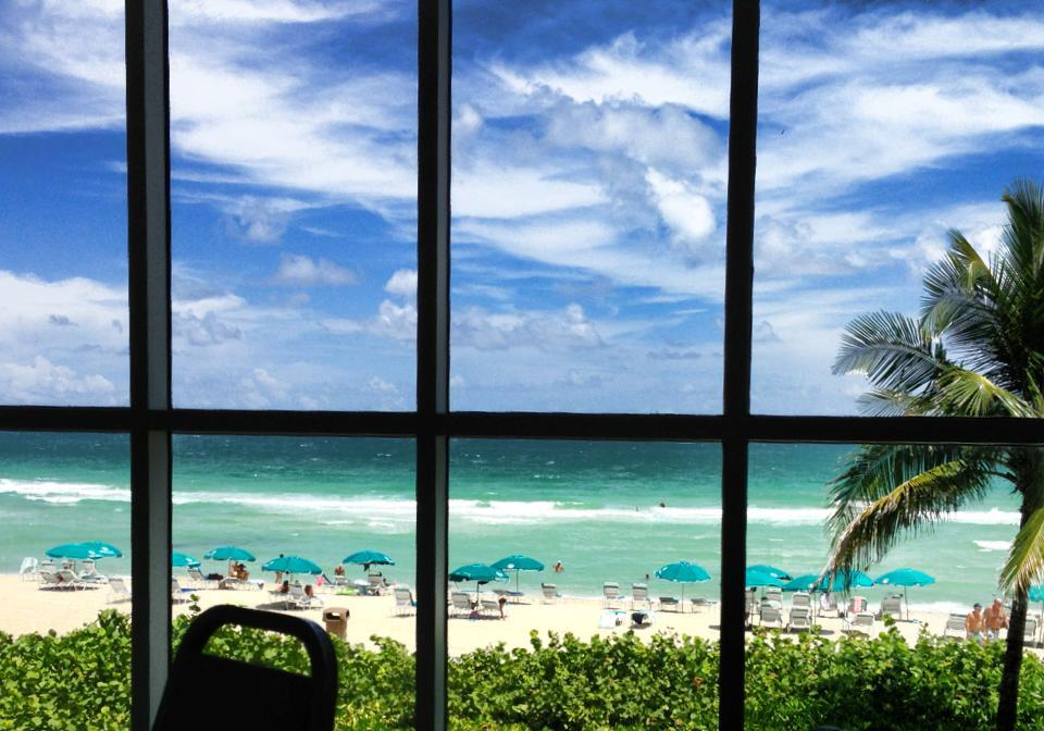 Oceania Health Club - Sunny Isles Beach Accessibility