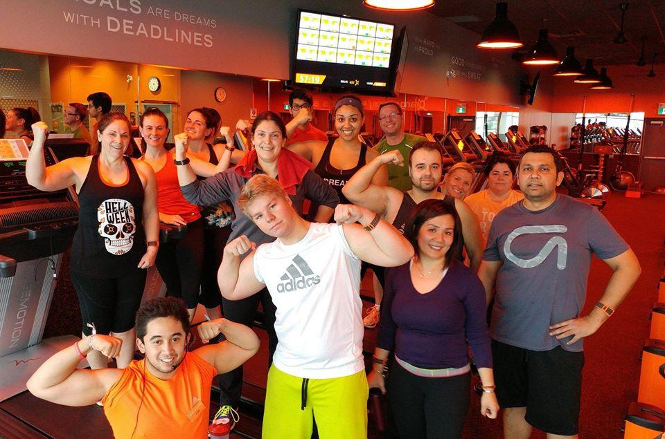 Orangetheory Fitness Aventura Accessibility