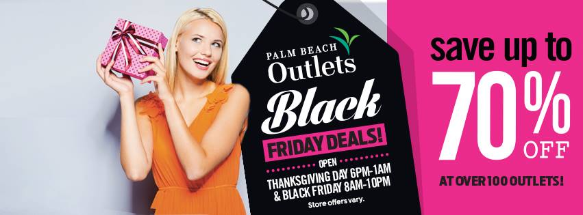Palm Beach Outlets Informative