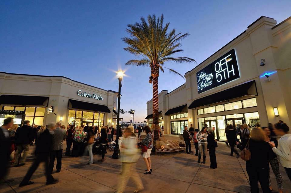 Palm Beach Outlets Cleanliness