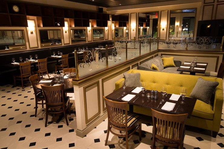 The Parisian Restaurant & Wine Bar - Jupiter Restaurants