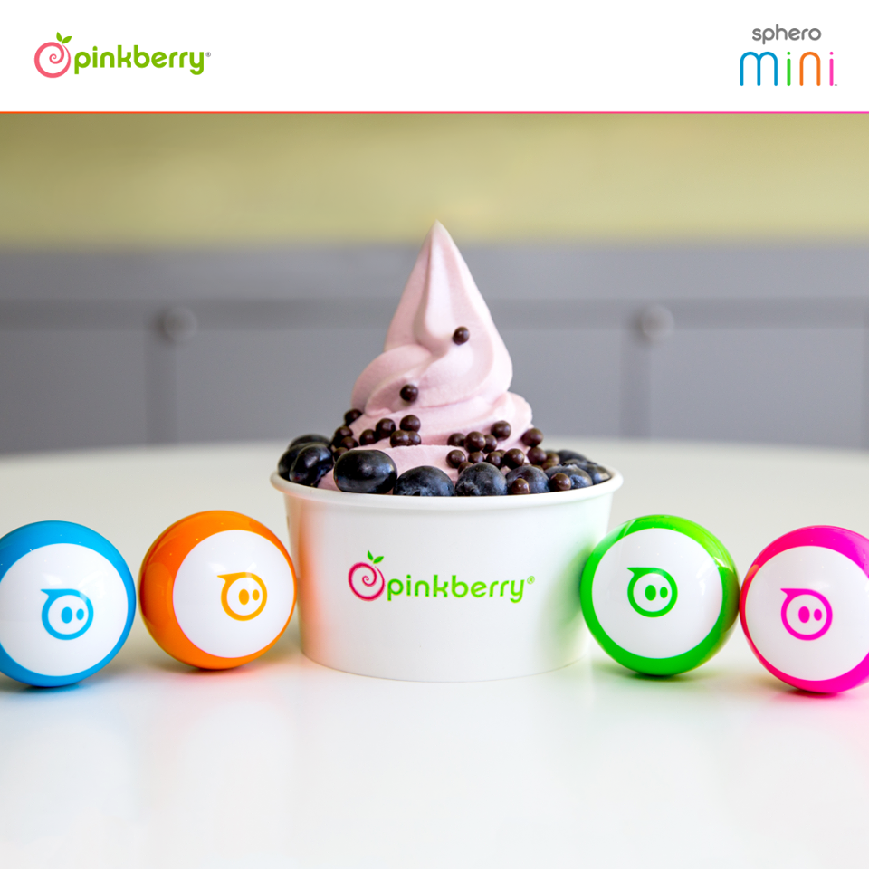 Pinkberry - Adventura Cleanliness