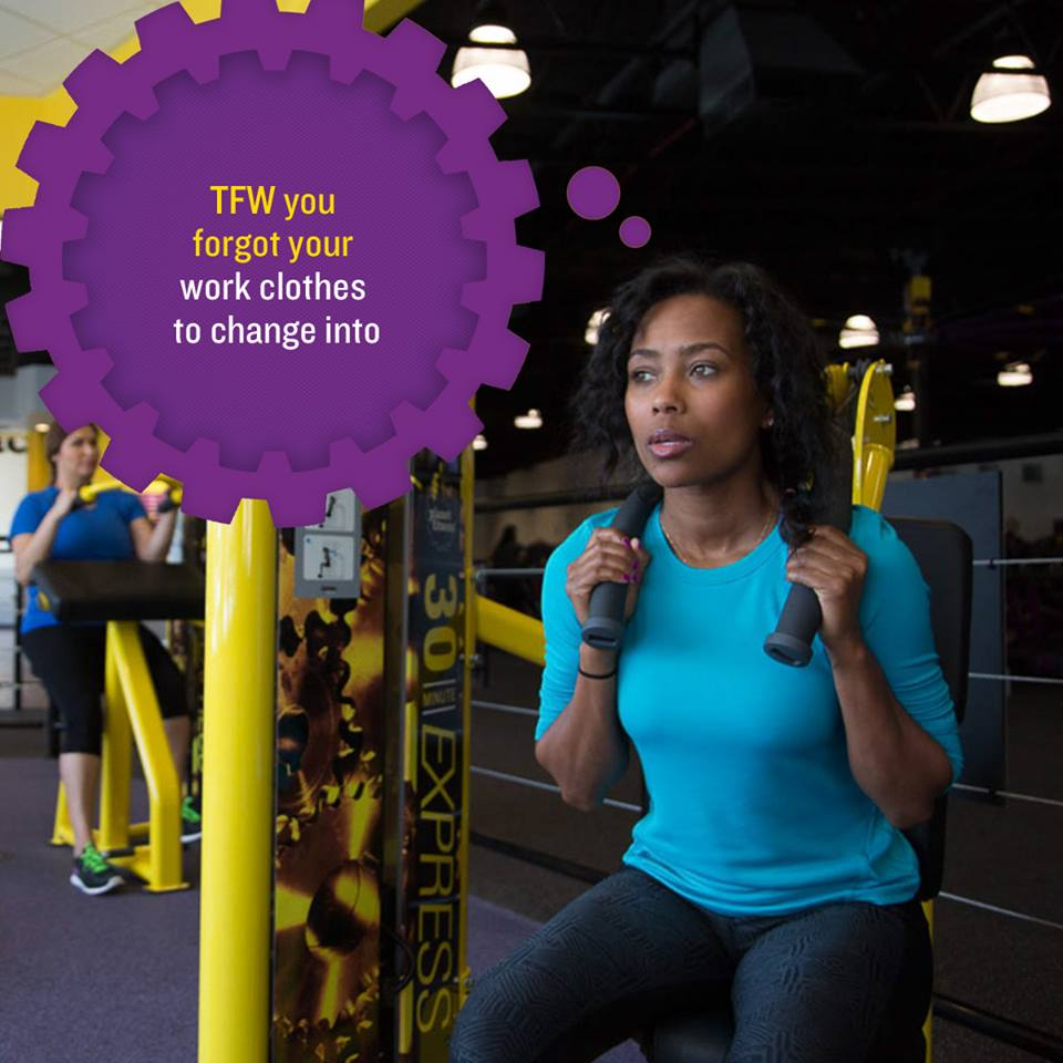 Planet Fitness - West Palm Beach Convenience