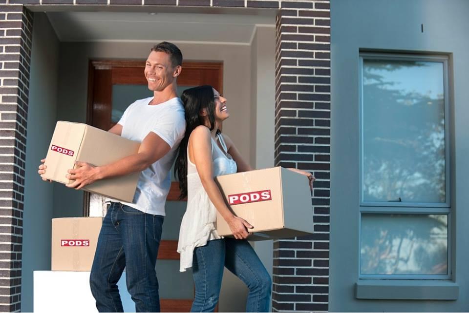 PODS Moving & Storage Information