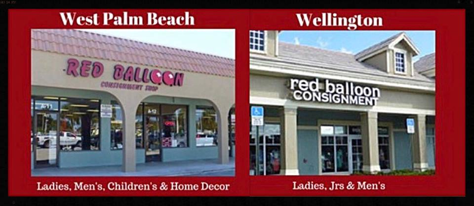 Red Balloon Consignment Shop - Wellinton Affordability
