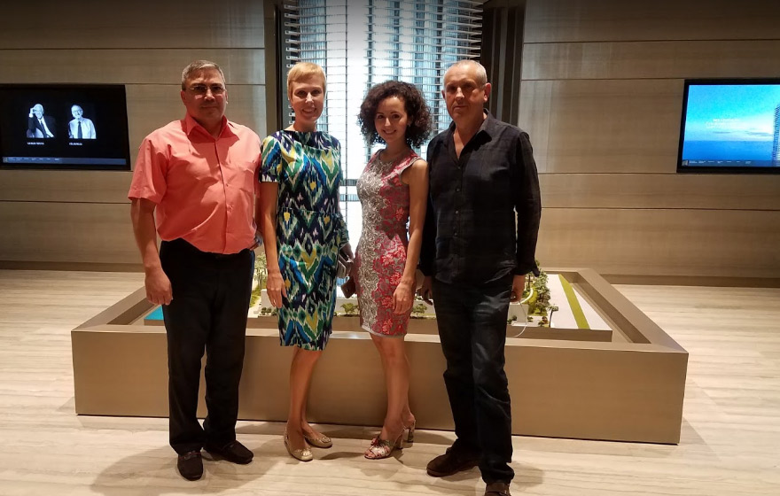 Residences by Armani/Casa Sales Gallery - Sunny Isles Beach Accommodate