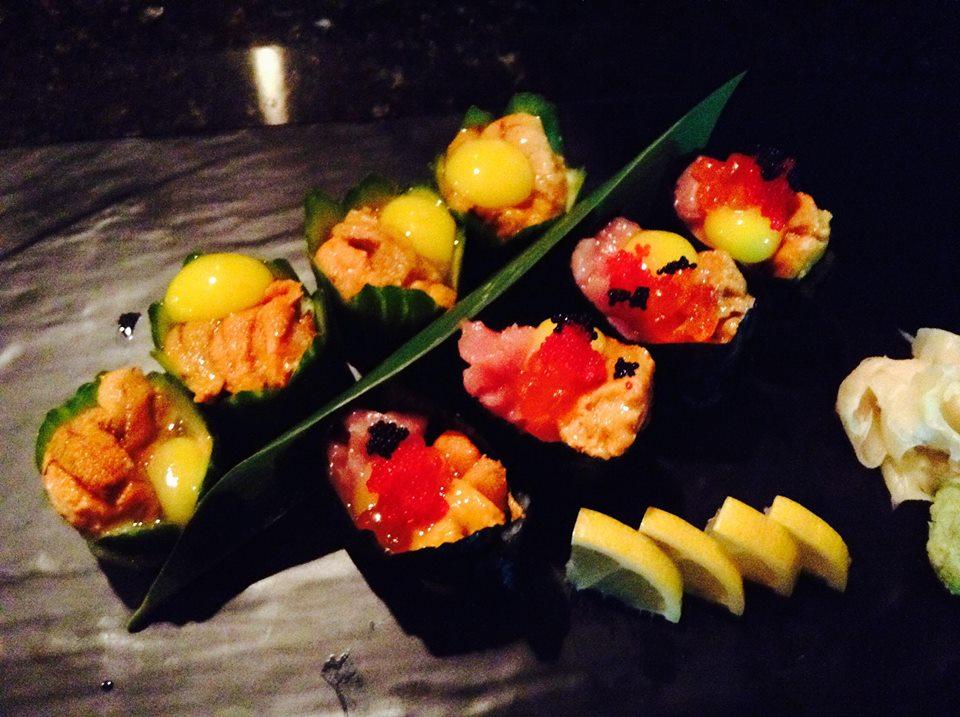 Rice Asian House & Sushi Bar Establishment