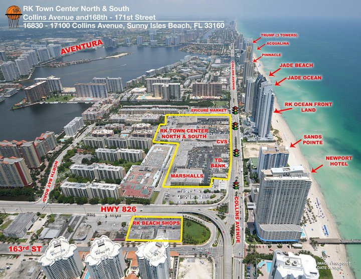 RK Centers - Sunny Isles Beach Timeliness