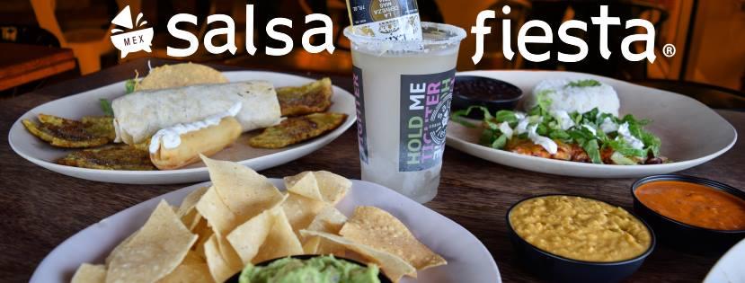 Salsa Fiesta Urban Mex Grill - Aventura Reservation