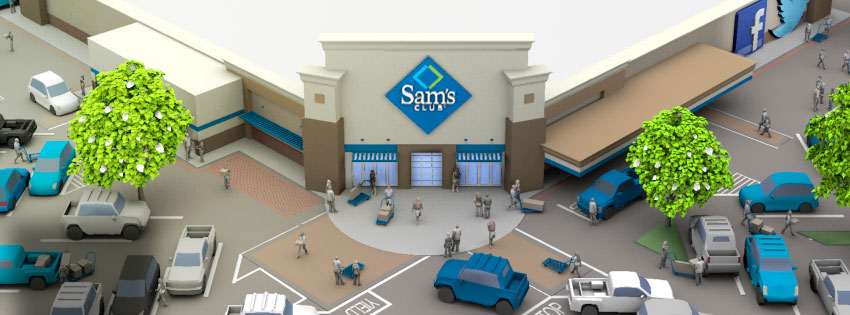Sam's Club - West Palm Beach Establishment