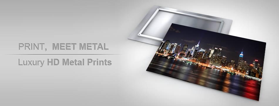 Shiny Prints HD Metal Prints - Jupiter Appointment