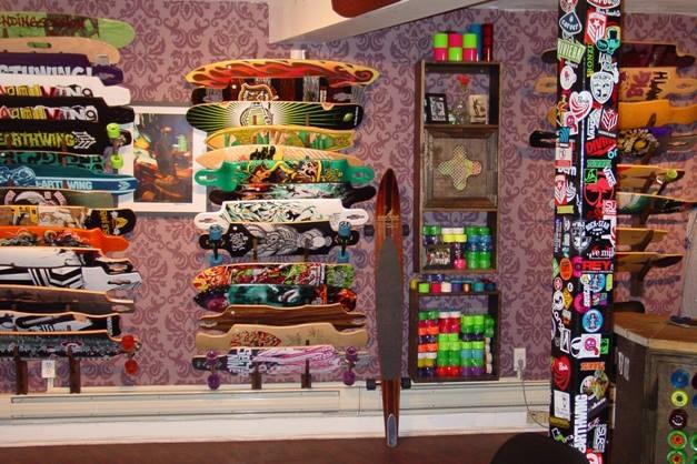 Avalanche Skate Shop - Jupiter Environment
