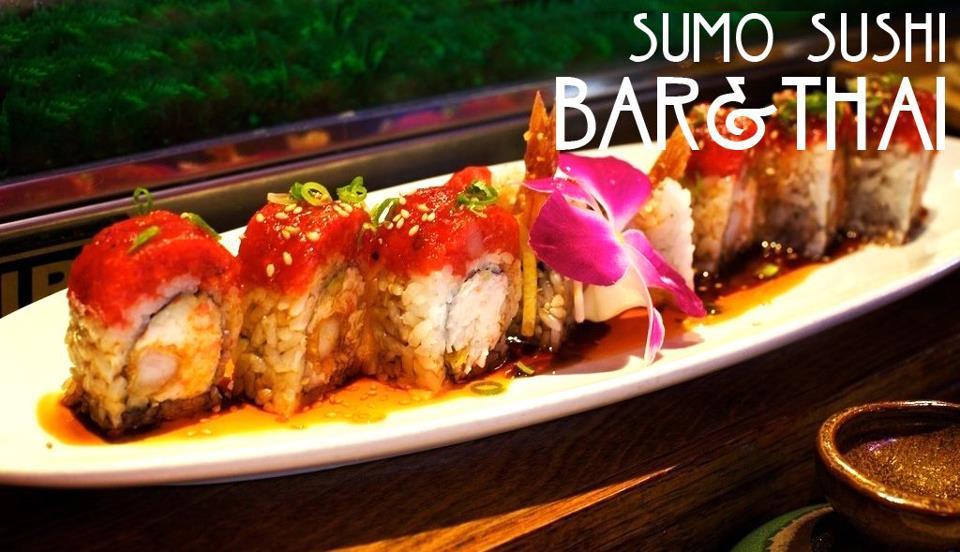 Sumo Sushi Bar and Grill Establishment
