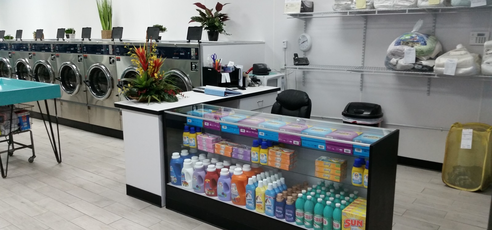 The Laundry Room - West Palm Beach Information