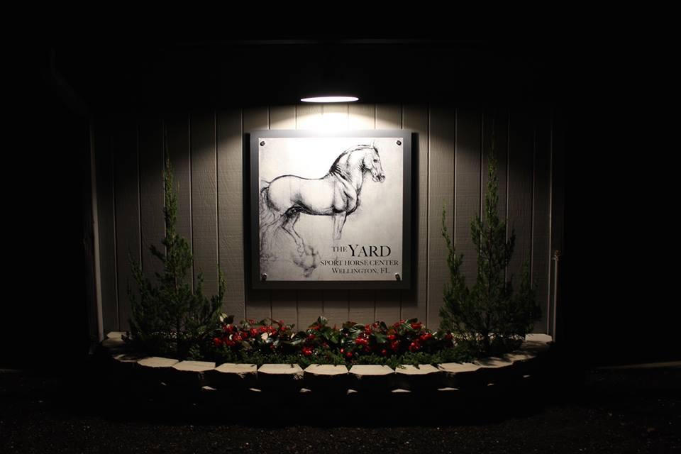 The YARD Sport Horse Center - Wellington Accommodate